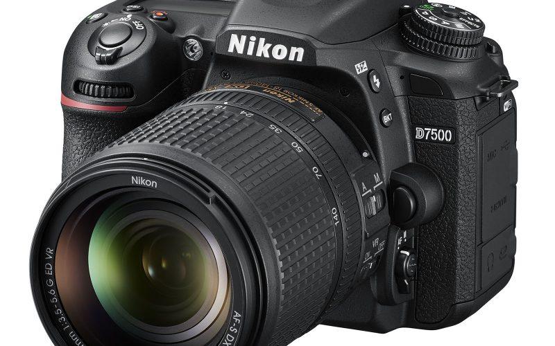 デジタル一眼レフ「ニコン D7500」