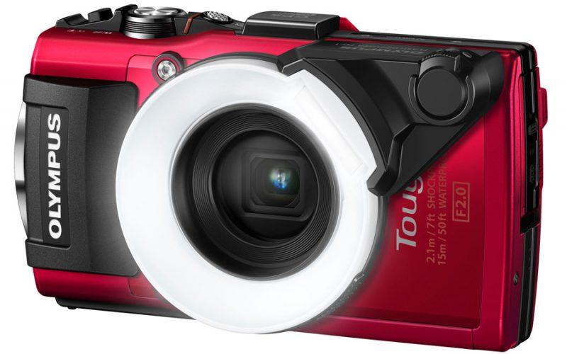 TG-4でマクロ撮影の表現が広がる!専用アクセサリー フラッシュディフューザー「FD-1」が発売!