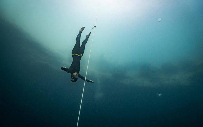 快挙!フリーダイビング国際大会で木下紗佑里選手が 日本人初の「世界記録」樹立