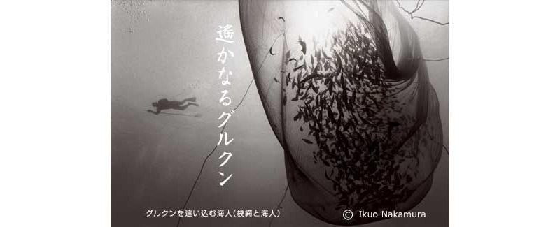 10/29〜11/24 中村征夫写真展「琉球ふたつの海」新宿で開催