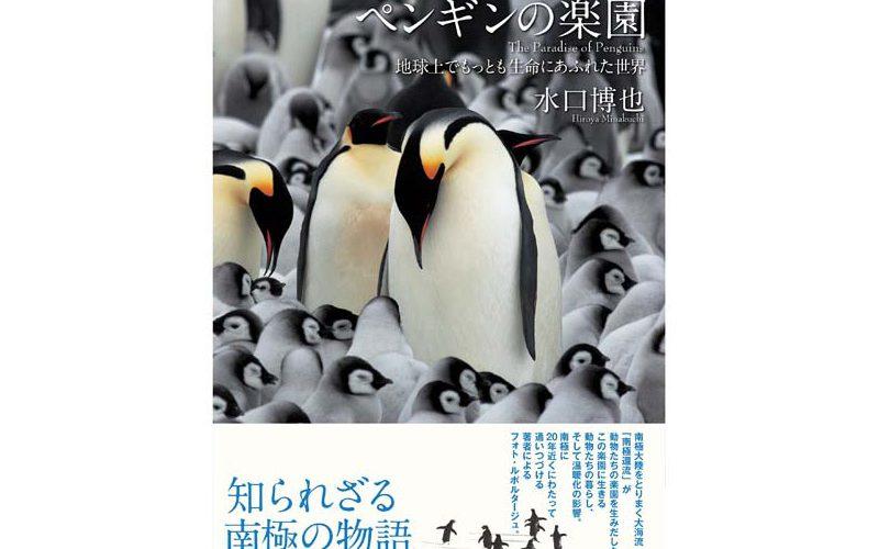 書籍「ペンギンの楽園」知られざる南極の物語
