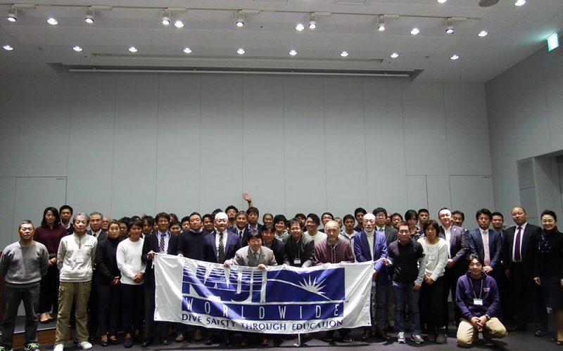 NAUI SCUBA CENTER MEETING 2017