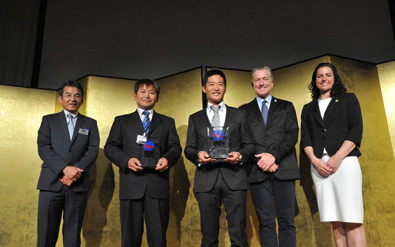 PADIジャパン2016年度表彰店発表