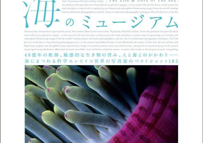 新しいタイプのビジュアルブック「海のミュージアム」