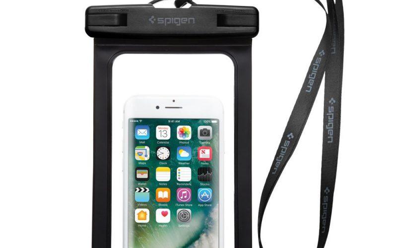 水深25mまでOK 防水スマートフォン用ケース