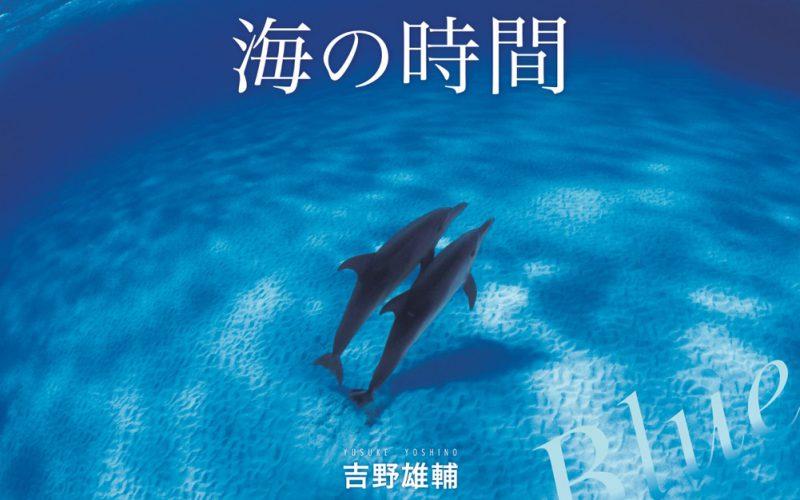 吉野雄輔さんカレンダー『海の時間 Blue』