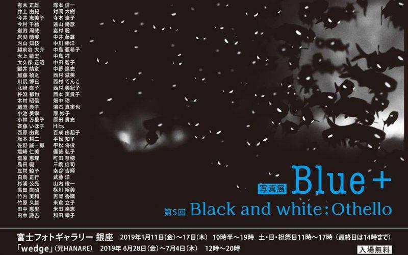 鍵井靖章さんのグループ写真展「Blue+」