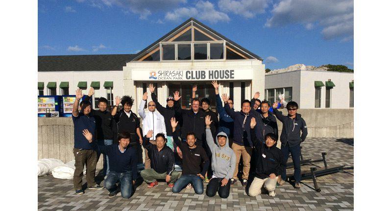 300名が集合!白崎海洋公園でダイビングイベントが開催される